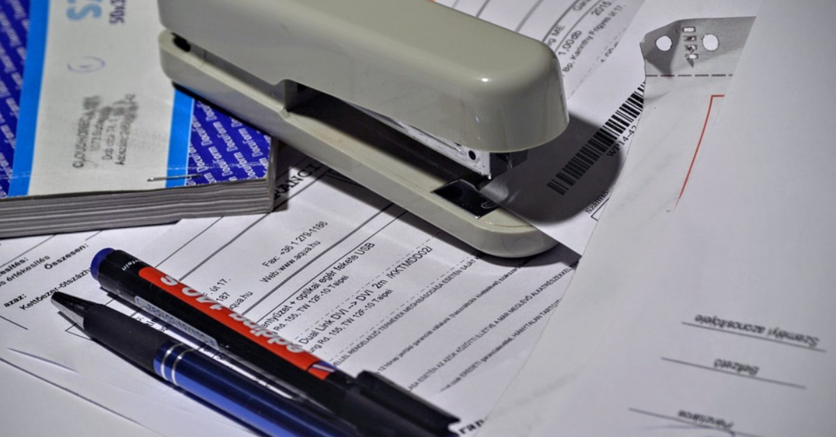 doklady v podnikani