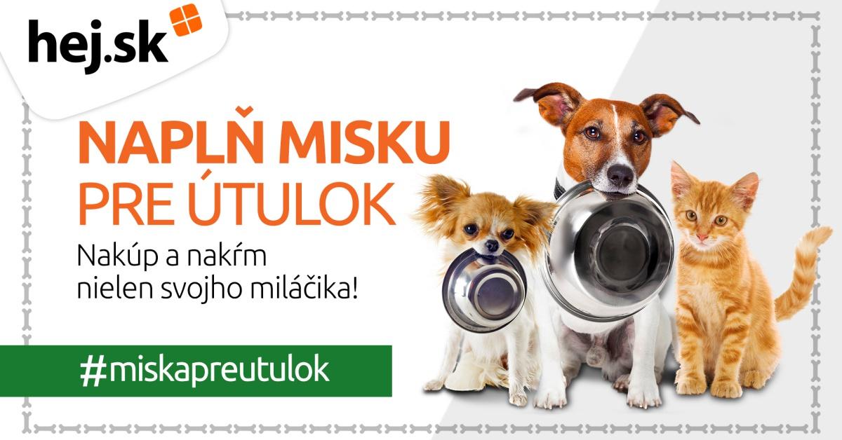 Projekt Miska hej.sk
