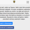 Taxana chatbot financnej spravy