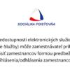 Zaslanie Registracneho listu fyzickej osoby pri nedostupnosti e-Sluzieb