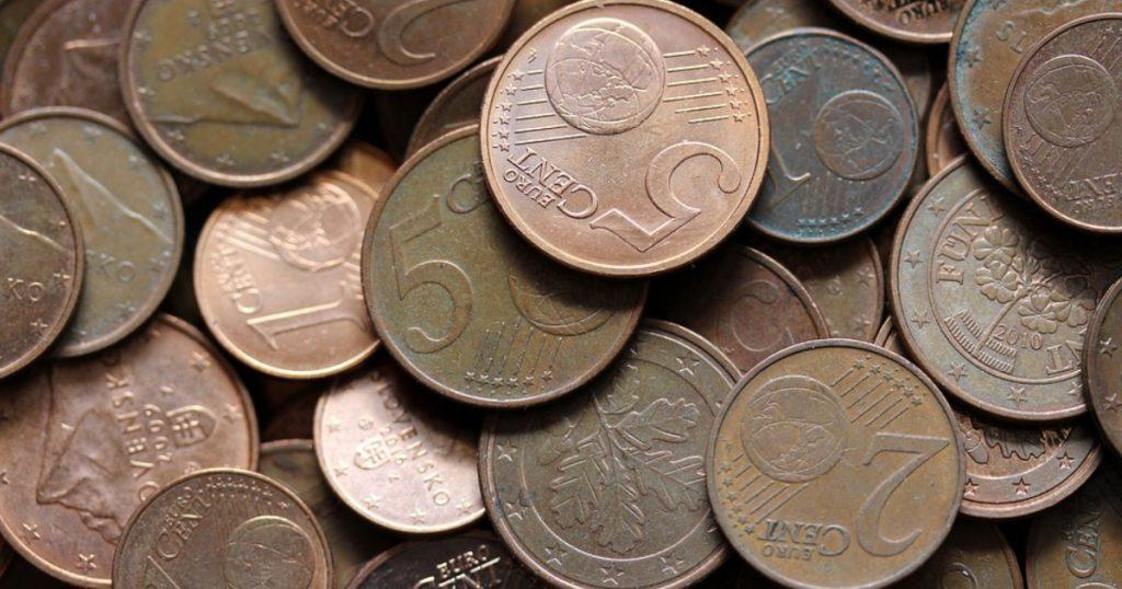 Obmedzenie obehu jedno- a dvojcentových mincí