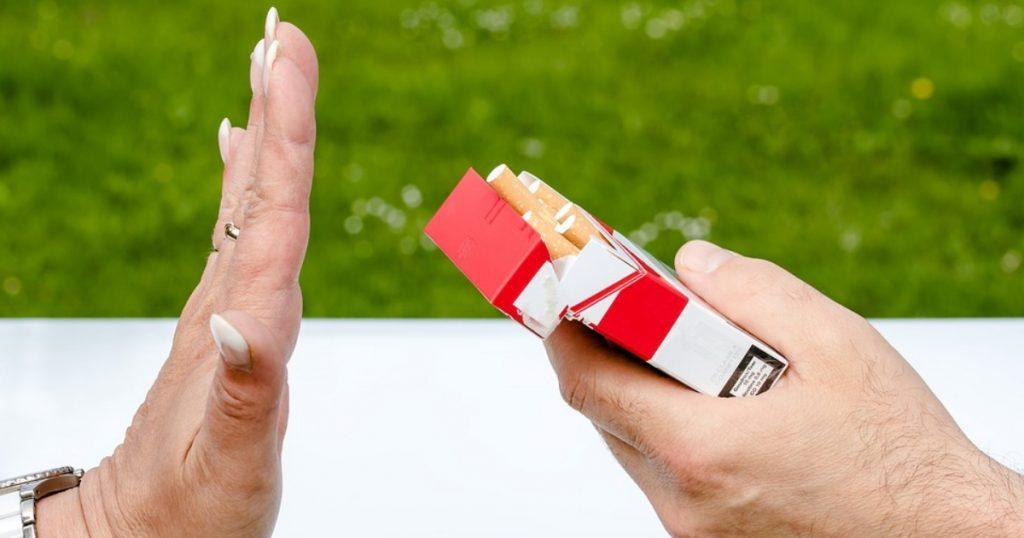 sadzby pre tabakové výrobky