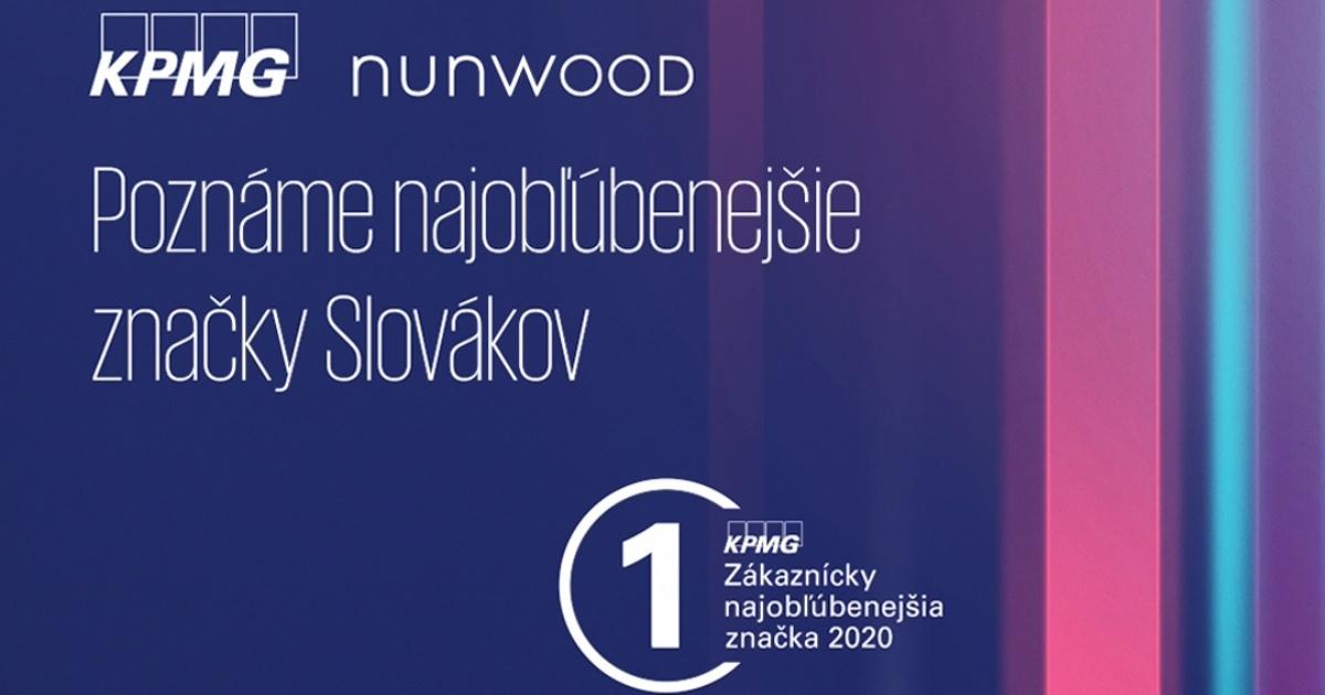 najoblubenejsie znacky na Slovensku v roku 2020