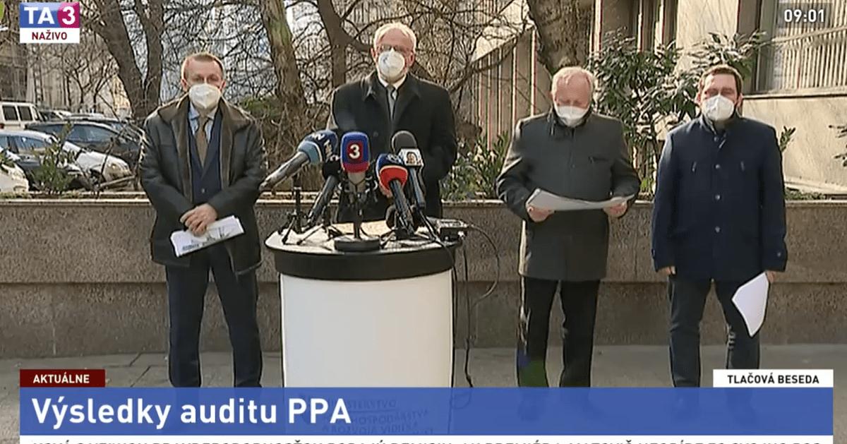 Forenzný audit v PPA odhalil korupciu vo vyše polovici vybraných prípadov