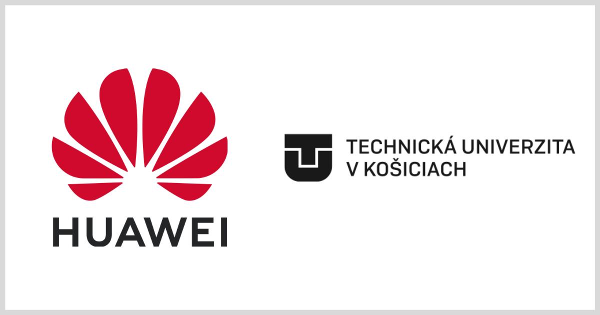 TUKE a Huawei začínajú spoluprácu