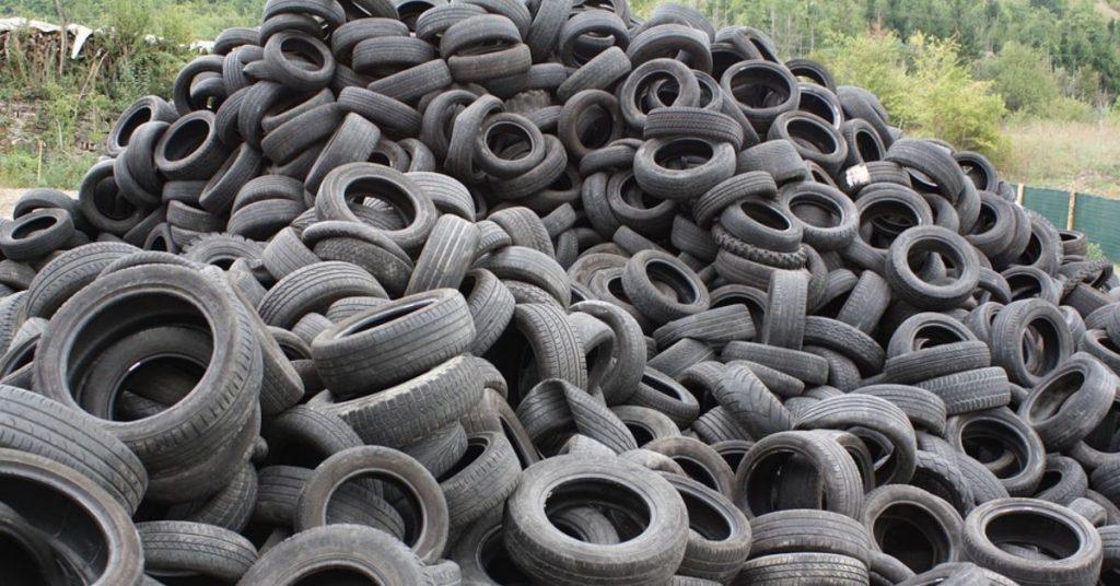 prevadzka spracovania pneumatik Handlova