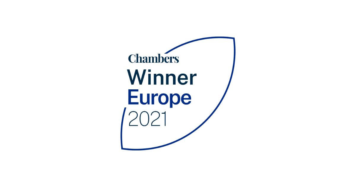 Chambers Europe Awards