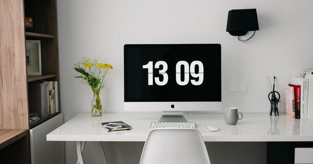 home office pracovny cas