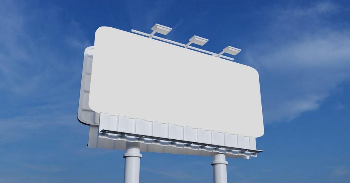 reklamné stavby